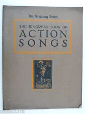 piano / voice KINGSWAY BOOK OF ACTION SONGS