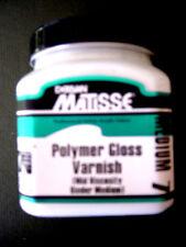 PAINTING MEDIUM - MATISSE MM7 POLYMER GLOSS VARNISH