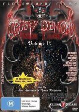 Crusty Demons - Nine Lives (DVD, 2010) New  Region 4