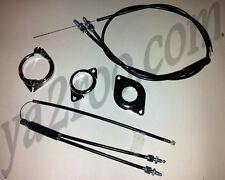 rotor acier chromé + cables et gaines pour bmx vélo bicross NEUF