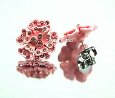Mimco Cosmos Flower Earrings in Ballerinia
