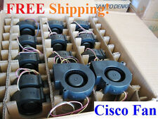 2x NEW Cisco Replacement Blower Fan Kit for WS-C2970G-24TS-E Catalyst Switch