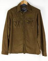 G-STAR RAW Men CO Western Casual Shirt Size L ADZ394