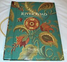 Thibaut River Road Limited Edition Wallpaper Sample Book