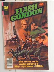 Whitman FLASH GORDON #20 (1978) Dale Arden, Doctor Hans Zarkov, Ming