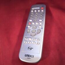 LITEON DVD RECORDER REMOTE RM-58 for DDA100G DDA101X DDA300G LVW1105GHC LVW5115