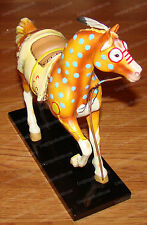 Little Brave (Trail of Painted Ponies by Enesco, 4020474) 1E/3,365 (Paint Horse)