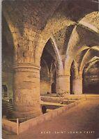 BF24856 acre saint john s crypt israel  front/back image