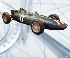 Auto Drawings Scale 1/12 1/16 1/24 & 1/32 1962 V8 Fl B.R M Digital plan  onCD