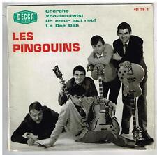 """Les PINGOUINS    Cherche            7""""  45 tours EP"""