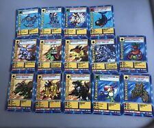 Digimon Card 14 Card Lot