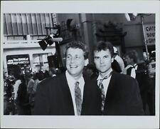 Barry Blaustein (Comedy Writer), David Sheffield (Comdey Writer) ORIGINAL PHOTO