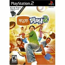Eye Toy Play 2 (game Only) - PlayStation 2 PS2