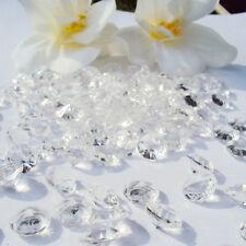 Doppelpack 2000 + 500 GRATIS 6mm Streu Diamanten Dekoration Hochzeit Streudeko