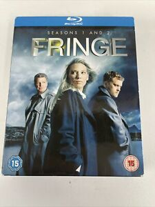 Fringe Season 1 And 2 Bluray