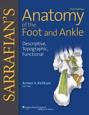 Sarrafian's Anatomy of the Foot and Ankle : Descriptive, Topographic,...
