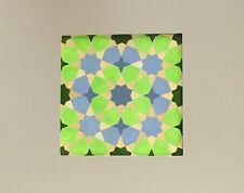 Original Traditional Geometry Art-Pattern-Decorative-Gift Idea- G33