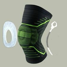 1 pcs Knee Patella Protector Brace Silicone Spring Knee Pad Basketball Running