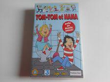 K7 VHS / CASSETTE VIDEO / TOM-TOM ET NANA / 9 EPISODES