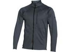 Abrigos y chaquetas de hombre grises Under armour de poliéster