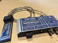RME MADIface HDSPe - 128 channels MADI interface - PCI Express Adapter - PCIe