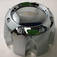 Diamo Chrome Custom Wheel Center Cap 8 Lug CAPDI8 538-B170-8H