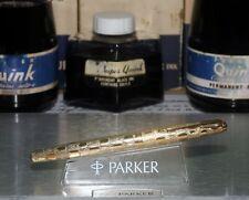 Parker 61 in Cumulus Cloud Gold - Medium Point 14k Gold Nib