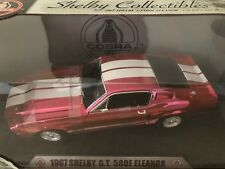 SHELBY COLLECTIBLES 1967 SHELBY GT500E 1:18 RARE 1 of 170!!