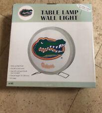 Florida Gator Table Lamp/Wall light