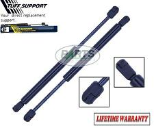 2 REAR TRUNK LID LIFT SUPPORTS SHOCKS STRUTS ARMS PROPS RODS DAMPER NO SPOILER