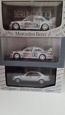 Minichamps 1:43 Mercedes-Benz 190 E DTM Konvolut