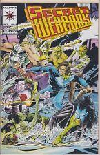 SECRET WEAPONS OCT #2 VALIANT COMIC BOOK 1993