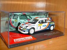 FORD FOCUS WRC CARLOS SAINZ 1:43 MONTECARLO RALLY'01 #3