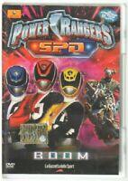 Power Rangers SPD vol. 5 BOOM - DVD ITA Abbinamento Editoriale