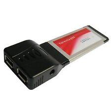 Express Card 2Port FireWire IEEE1394              #h446