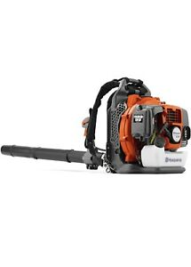 *NEW* Husqvarna 150BT Commercial 50cc 2 Cycle Gas Backpack Blower Powerful Lawn