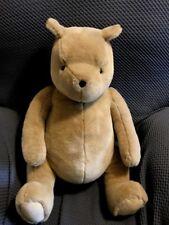 "GUND Classic Winnie The Pooh Large 20"" Disney Seated Plush Bear Clean"