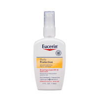 Eucerin Daily Protection Face Lotion SPF 30 4 oz