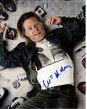 WILLIAM H. MACY signed autographed SHAMELESS FRANK GALLAGHER photo