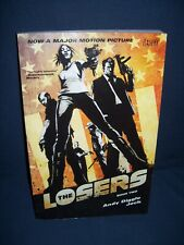 The Losers Book 2 Graphic Novel Vertigo