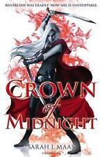 Crown of Midnight, Maas, Sarah J.