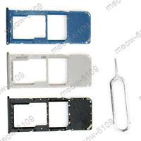 Verizon Samsung Galaxy A20 SM-A205U SM-A205UZKAVZW SIM Micro SD Card Tray + Pin