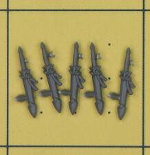 Warhammer 40K Space Marines Dark Angels Deathwing Command Terminator Knives