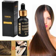 Rapide Croissance De Cheveux Pilatory Essence Huile Calvitie Alopécie anti Perte