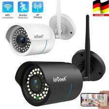 iegeek 1080P HD IP Netzwerk Camera Außen Überwachungskamera WIFI Funk Wlan CCTV