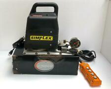 Hydrashear 7750012 Electric Hydraulic Pump Power Pack For Cable Cutter 700 Bar