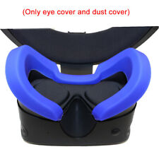 Easy Clean Anti Sweat Soft Silicone Protective Cover Dustproof for Oculus Rift S