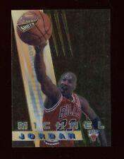1996-97 Bowman's Best Shots MICHAEL JORDAN Acetate Card #BS6 Chicago Bulls