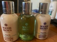 Molton Brown Gingerlily Body Wash And Body Lotion 100ml & Ylang-Ylang Body Wash