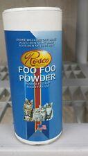 foo foo grooming powder - cats